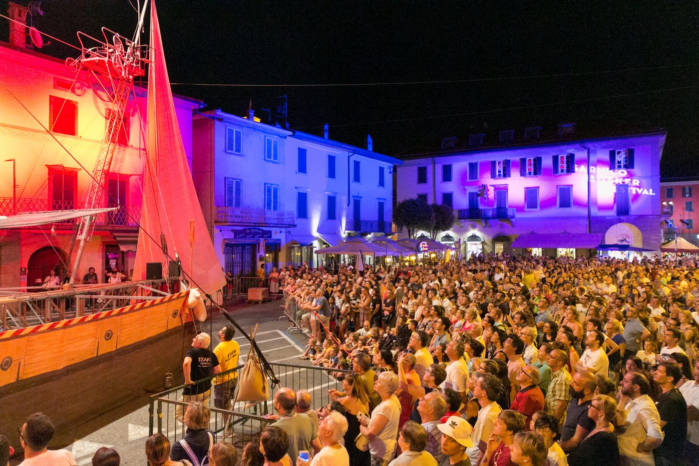 SARNICO BUSKER FESTIVAL <br> EDIZIONE 2020 ANNULLATA